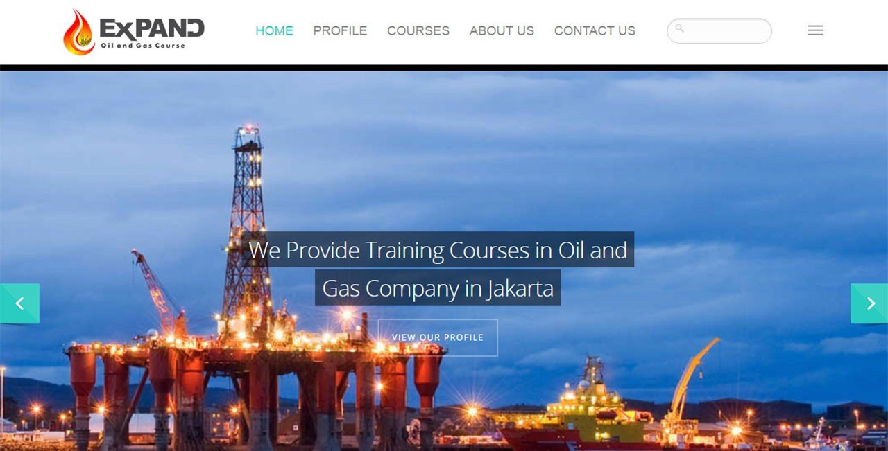 Expand Oil Gas Course